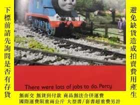 二手書博民逛書店Sticky罕見toffee Thomas:太妃糖湯瑪斯Y200392