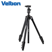 【金鐘】Velbon M43 輕便型腳架 三腳架 球型雲台 扳扣式 4節 公司貨