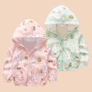女童外套 女童外套2020春秋裝新款韓版童裝兒童寶寶上衣長袖開衫卡通夾克潮 霓裳細軟