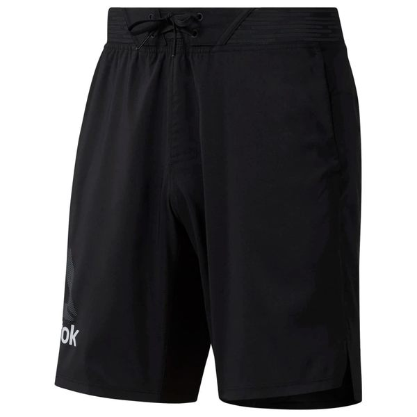 REEBOK ONE SERIES TRAINING EPIC SHORTS 男裝 短褲 慢跑 健身 吸濕 乾爽 黑【運動世界】DY8007