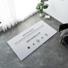 臥室地毯 北歐地毯臥室滿鋪可愛房間ins風網紅客廳茶幾沙發床頭邊地墊定制
