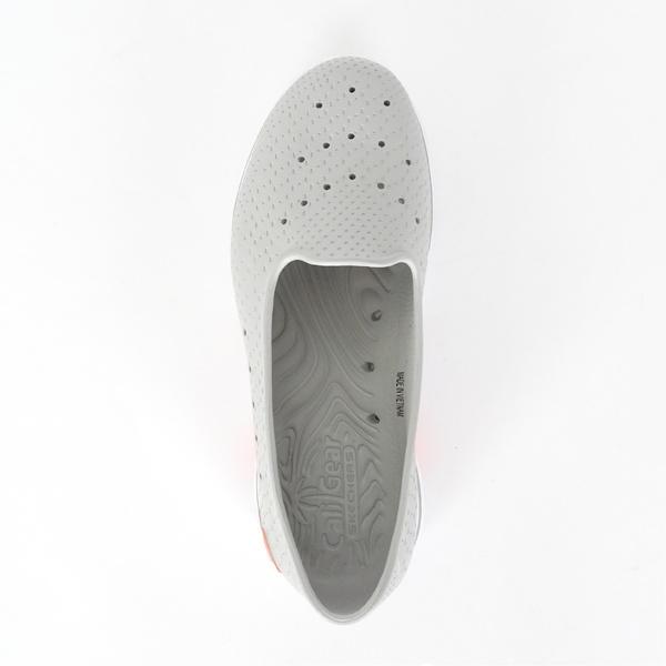 Skechers CALI GEAR GOWALK 5 [111105WGRY] 女鞋 運動 休閒 涼鞋 健走 防水 灰