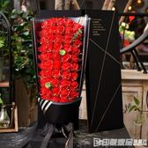 七夕情人節禮物送女友朋友特別浪漫肥皂玫瑰香皂花束禮盒生日禮物igo 印象家品旗艦店