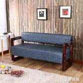 排椅 廊等候椅休閒娛樂會客沙發理發椅理發店沙發美發椅舒適LB7145【123休閒館】