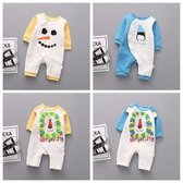 嬰兒長袖兔裝 空氣棉哈衣 寶寶連身衣 童裝 XE22706 好娃娃