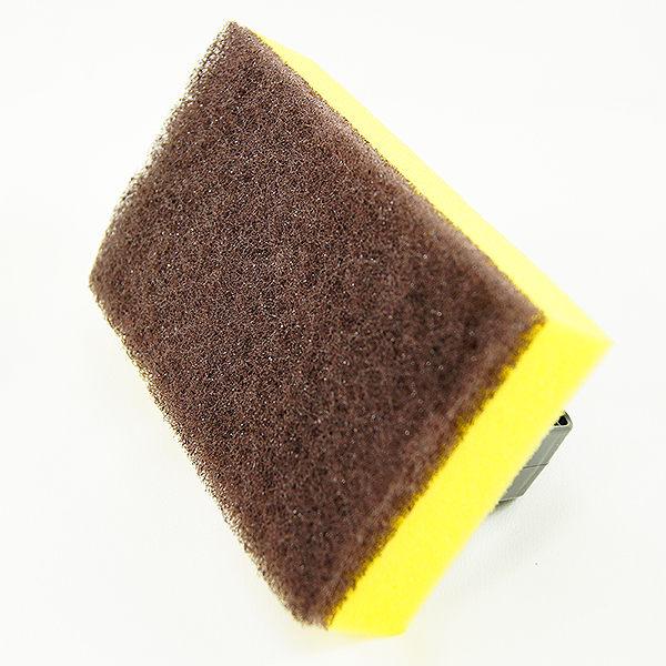 矽鋼海棉握把式 清潔刷