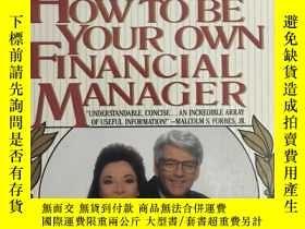 二手書博民逛書店Smart罕見Money: How to Be Your Own