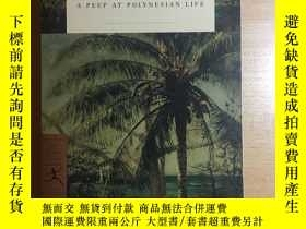 二手書博民逛書店Typee罕見A Peep at Polynesian Life