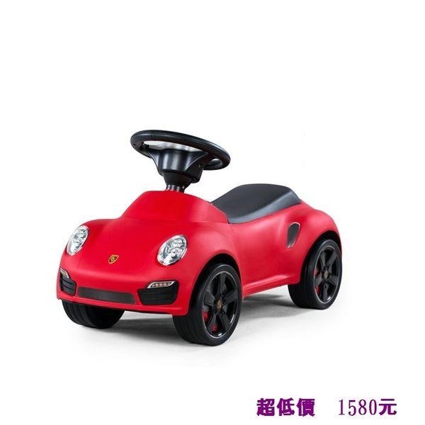 *美馨兒*Porsche 保時捷 911 turbo S滑步車/助步車/學步車/ 玩具車[紅色]1580元