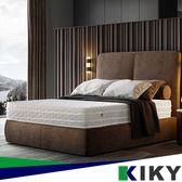 【適中/偏軟】真四線四代英式雙面可睡 獨立筒床墊│單人加大3.5尺~Europe 兩面床墊推薦