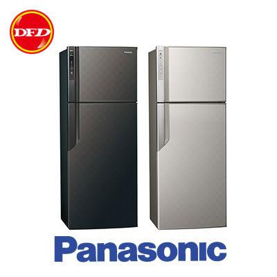 PANASONIC 國際 NR-B409TV 雙門 冰箱 星空黑/銀河灰 393L 變頻系列 無邊框 公司貨 ※運費另計(需加購)