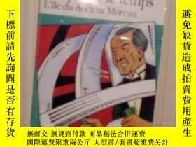 二手書博民逛書店法語原版罕見La Machine à explorer le temps by H. G. Wells著Y27