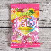 BOURBON北日本_8種風味水果糖112g【0216零食團購】4901360273126