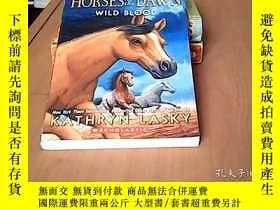 二手書博民逛書店Wild罕見Blood (Horses of the Dawn