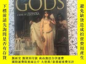 二手書博民逛書店when罕見we were gods a novel of Cl