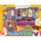 《 KONGSUNI 小豆子 》醫生診療遊戲組╭★ JOYBUS玩具百貨