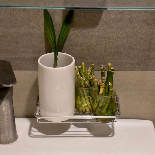 調味罐架 瓶罐架 菜瓜布架 304不鏽鋼無痕掛勾 易立家生活館 舒適家企業社 廚房浴室收納置物架