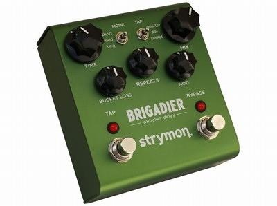【敦煌樂器】Strymon Brigadier Delay