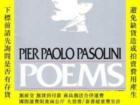 二手書博民逛書店Pier罕見Paolo Pasolini - PoemsY256260 Pier Paolo Pasolini