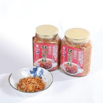 竹東黃記純手工豬油蔥酥