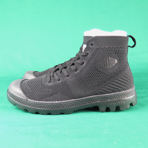 Palladium PAMPA HI LITE K 高筒靴 公司貨 75749001 黑色 男女款【iSport愛運動】