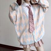 雙馬尾協會 日系格子領帶 JK制服領帶 學生領帶百搭