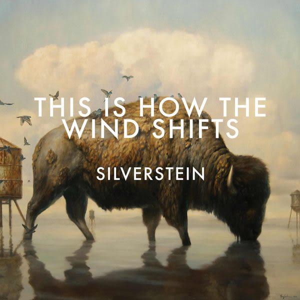 希佛斯坦樂團 風起雲湧 CD SILVERSTEIN THIS IS HOW THE WIND SHIFTS