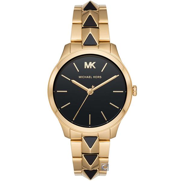 【Michael Kors】/美式經典三眼錶(男錶 女錶 Watch)/MK6669/台灣總代理原廠公司貨兩年保固