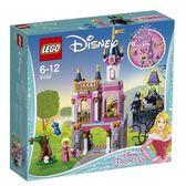 LEGO 樂高 Disney Princess Sleeping Beauty s Fairytale Castle 41152 (322 Piece)