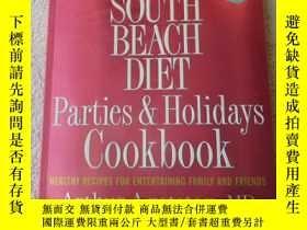 二手書博民逛書店The罕見South Beach Diet Parties an