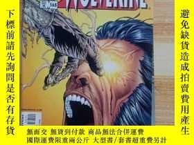 二手書博民逛書店Wolverine罕見#165 2001金剛狼Y16690 出版2001
