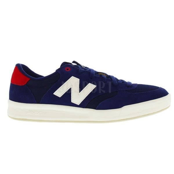 New Balance CRT300 男 深藍 紅 米白 復古休閒鞋 慢跑鞋 情侶鞋 NB CRT300GB