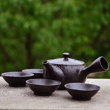 日式茶具 功夫茶 B款  (一套)