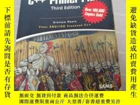 二手書博民逛書店【英文原版】The罕見Waite Group s C Primer Plus third edition(3rd)