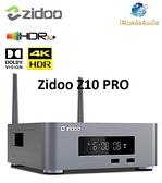 ZIDOO 芝杜 Z10 PRO 4K HDR 藍光網路硬碟播放機 全新品~免運