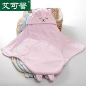 兒童睡袋 抱被 新生兒連腳抱被嬰兒卡通睡袋寶寶抱毯春秋夏外出襁褓嬰兒包被 CY潮流站