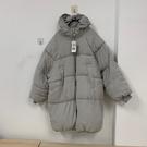 韓版百搭基本款長版鋪棉大衣風衣(5XL號/777-2501)