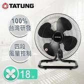 現貨供應 TATUNG大同 18吋工業電風扇(立扇)  TF-N18SG