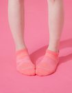【 Footer 除臭襪】X型減壓經典護足船短襪 桃紅 22-25CM 女 (任選6雙960元)