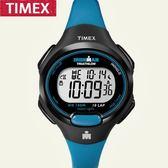 路跑專用100米防水 TIMEX美國第一品牌 IRONMAN 鐵人專業慢跑手錶【NE1102】原廠公司貨