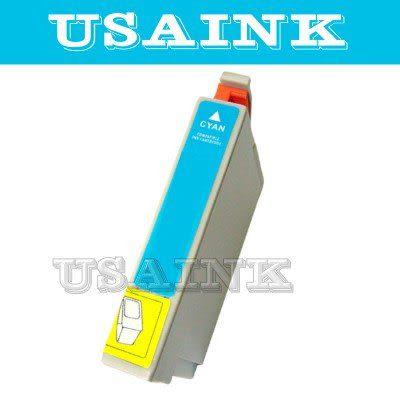 USAINK☆EPSON T0732 藍色相容墨水匣 適用C79/C90/C110/CX3900/CX4900/CX5500/CX5900/6900F/CX7300/CX8300