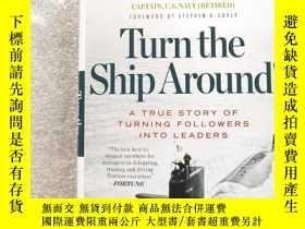二手書博民逛書店Turn罕見the Ship Around!Y233980 L.