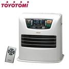 【TOYOTOMI】12-15坪 節能偵測遙控型煤油暖爐 LC-SL43H-TW (台灣公司貨)