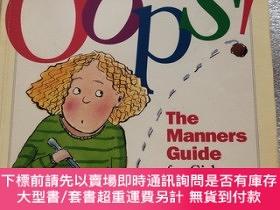 二手書博民逛書店Oops!The罕見Manners Guide for GirlsY280091 AmericanGirl L