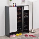 鞋架 鞋櫃 收納【收納屋】普羅雙門一抽鞋櫃&DIY組合傢俱