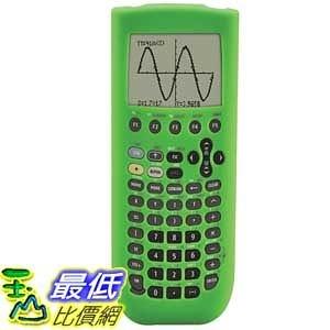 [美國直購 ShopUSA] Guerrilla Green Silicone Case For Texas Instruments TI 89 Titanium Graphing Calculator $737