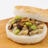 【KK Life-蔬食系列】松露風味野菇米漢堡 (170g/顆; 3顆/袋)
