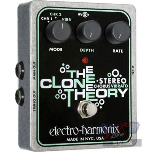 【敦煌樂器】Electro Harmonix Clone Theory 效果器