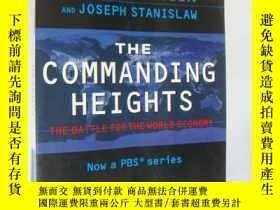 二手書博民逛書店The罕見Commanding Heights The Batt
