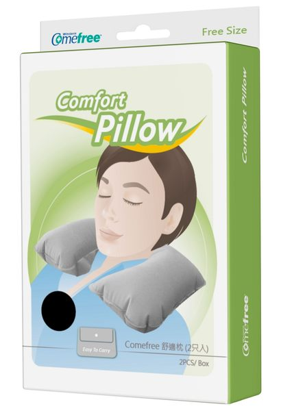 Comefree舒適枕(2只入)(CF816)